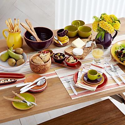 Buy John Lewis Al Fresco Tableware online at JohnLewis.com - John Lewis
