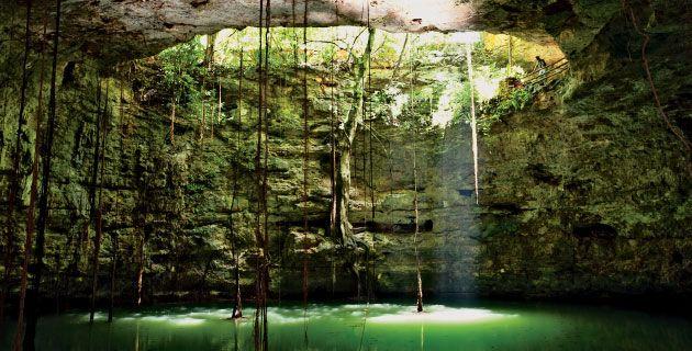 ¡Ruta por los cenotes de Yucatán!