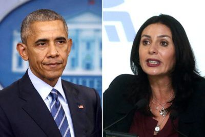 """Just one week after the U.S. betrayed Israel by allowing for an anti-Israel resolution to pass, Israel's Culture Minister is expressing gratitude for Obama s numbered days in the White House. """"Thank God that Obama is finishing his term, is what Miri Regev said in an interview with Army Radio on Sunday."""