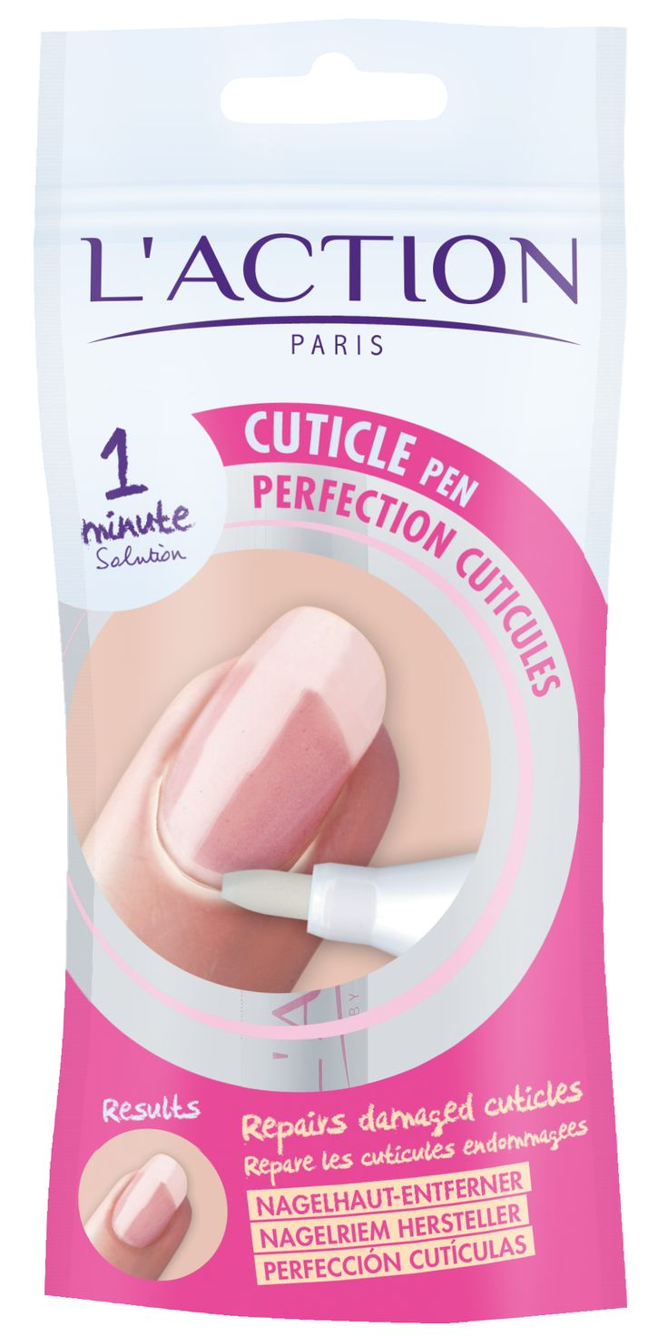Cuticle Pen Perfection Cuticules