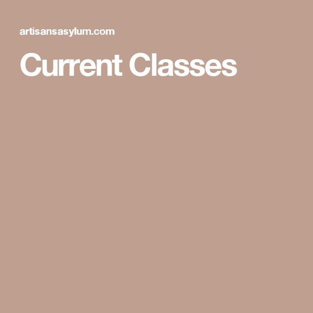 Current Classes