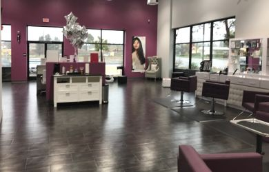 $20 for $40 worth of Salon, Nail, or Spa Services of Choice Plus FREE Child Care
