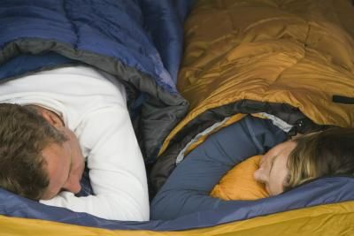 How to Get a Moldy Smell Out of a Sleeping Bag