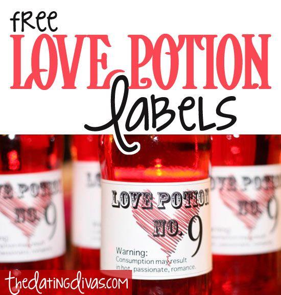 """Love Potion"""