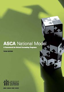 South Carolina Counselor Cafe: NEW ASCA National Model Webinar!