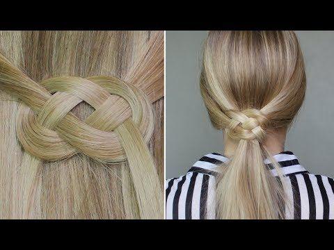 Tresse infinity : apprenez comment réaliser l'infinity braid...