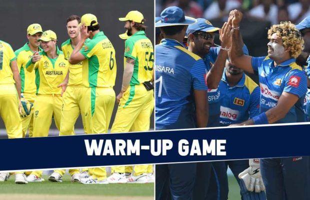 Match Detail World Cup Match Cricket Match