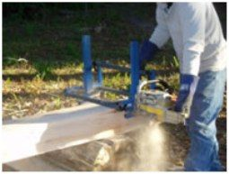 Panther Mill 2 Chainsaw mill portable saw mill