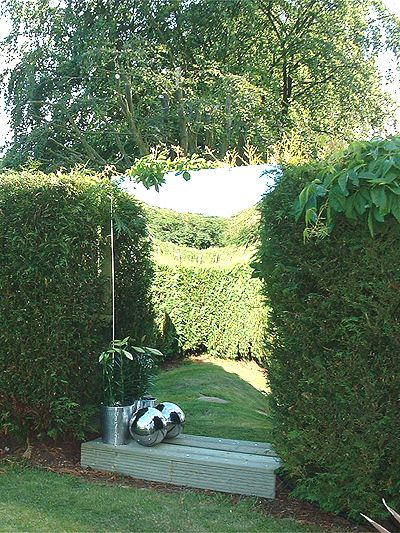 Best 25 Outdoor mirror ideas on Pinterest Garden mirrors
