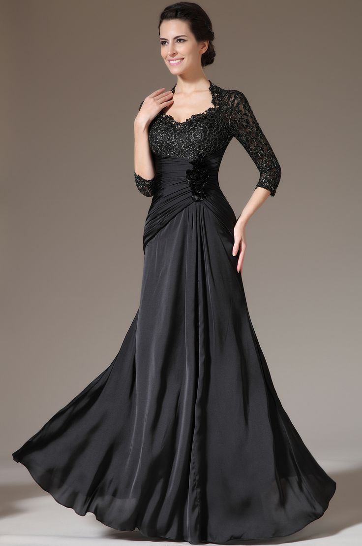 Black dress long formal - A New Black Formal Gown For Concerts Something Like This Would Work Or Money