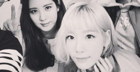 Taeyeon Tahun Baru Rambut Baru
