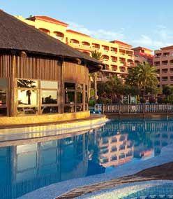 A family friendly 4 star hotel, Elba Sara Hotel Costa Caleta is located in the popular tourist town of Costa Caleta, on the Eastern coast of Fuerteventura.