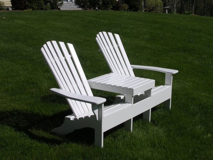 adirondack double chair | Double Classic Victorian Adirondack Chair photo - Scott Masi photos at ...