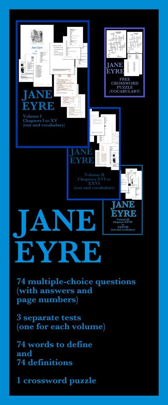 Notes on comparison; Lady Macbeth and Jane Eyre