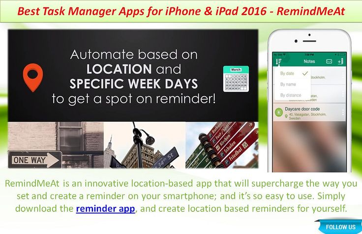 https://flic.kr/p/Kchf95 | Best Task Manager Apps for iPhone & iPad 2016 - RemindMeAt | Follow Us On : www.remindmeat.com/   Follow Us On : www.facebook.com/RemindMeAt   Follow Us On : twitter.com/RemindMeAtApp   Follow Us On : www.instagram.com/remindmeat/   Follow Us On : www.youtube.com/watch?v=ShZ3lSsd7RM