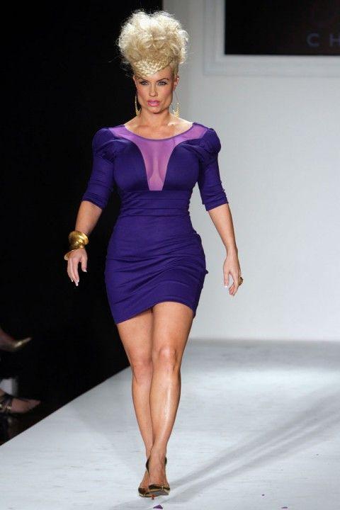 coco | Nicole Coco Austin New York Fashion Week