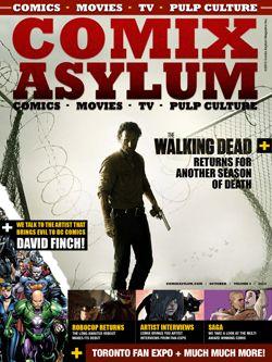 Comix Asylum Issue 4