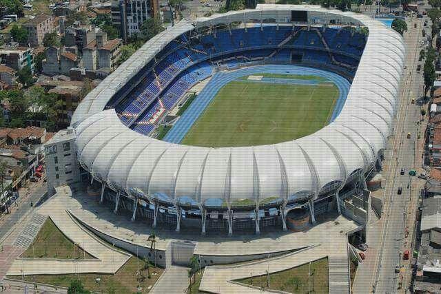 Estadio Pascual Guerrero Cali