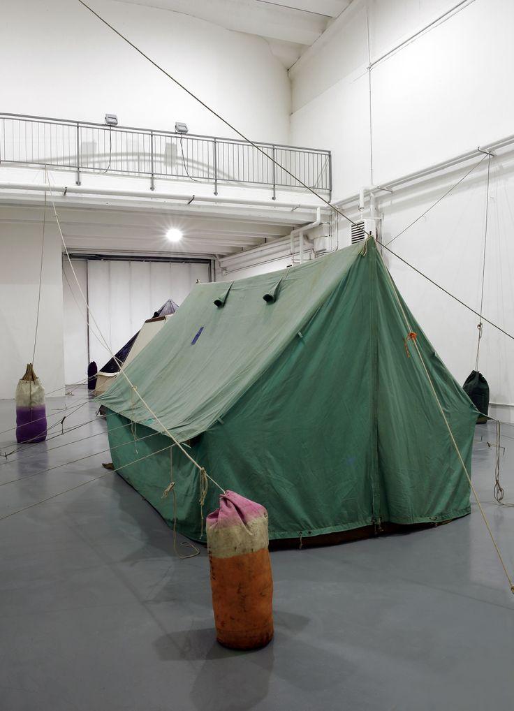 Brian Griffiths, The Kidd, 2013 | curated by Andrea Sassi | installation view at dispari&dispari project, Reggio Emilia | 14 December-28 February, 2014