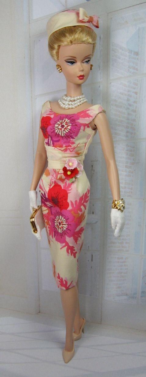 Liberty Love for Silkstone Barbie.