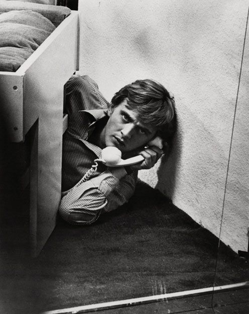 Blow Up (1967) by  Michelangelo Antonioni with David Hemmings.