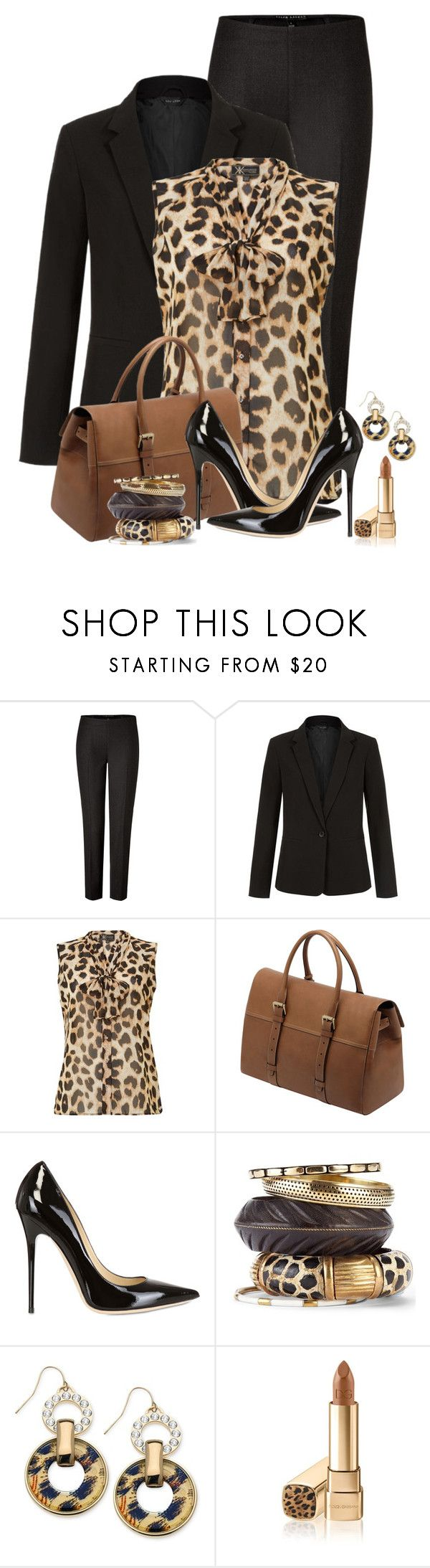 """Blazers on a Budget"" by brendariley-1 ❤ liked on Polyvore featuring Ralph Lauren Black Label, Lipsy, Mulberry, Jimmy Choo, GUESS and Dolce&Gabbana"
