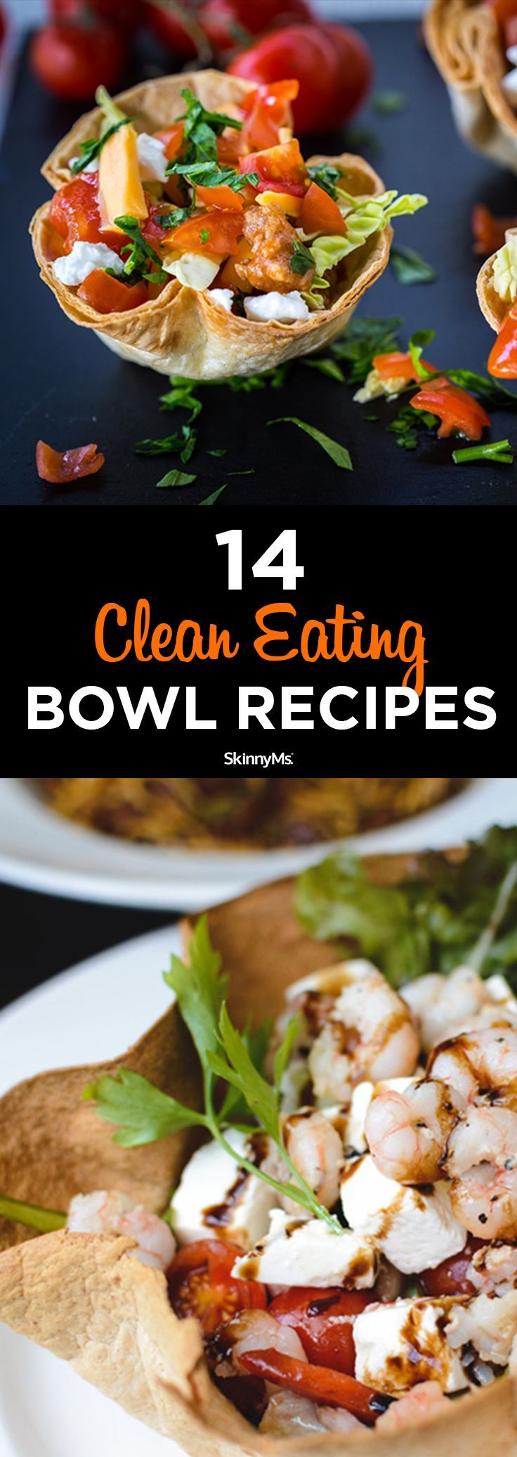 14 Clean Eating Bowl Recipes