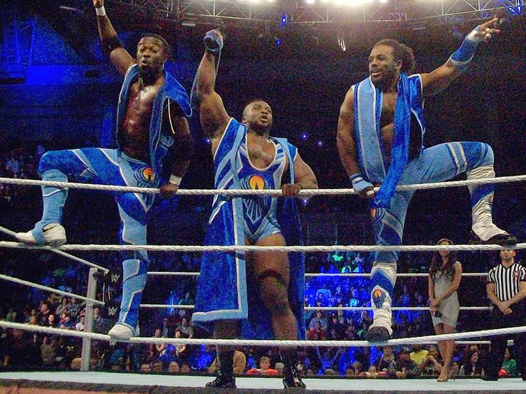 WWE goes old school on the New Day to justify Hall of Fame induction of the Fabulous Freebirds - http://www.sportsrageous.com/wwe/wwe-goes-old-school-new-day-justify-hall-fame-induction-fabulous-freebirds/13098/