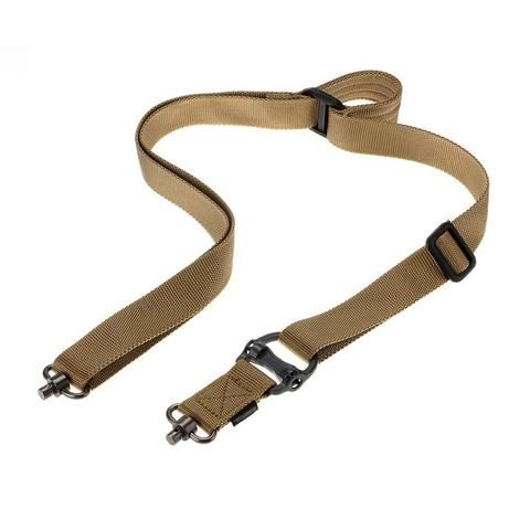 Tan 2 Point Tactical Rifle Sling