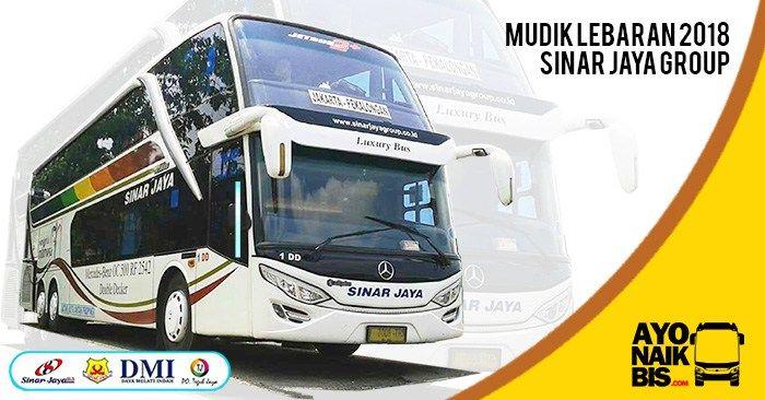 Tiket Bus Rosalia Indah Lebaran