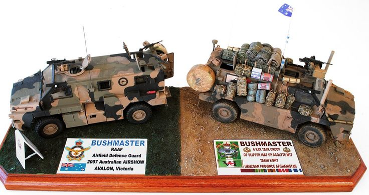TRACK-LINK / Gallery / Bushmaster PMV