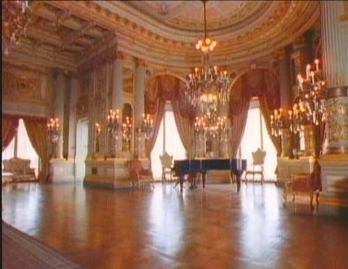 Music Room at the Breakers Mansion i will have this in my home one day