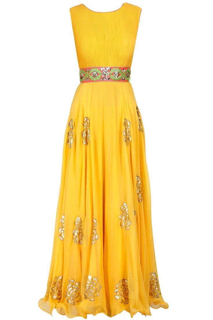 949 Best Haldi Function Dresses Images On Pinterest