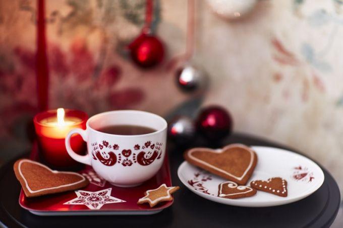 Každý máme nějakou vůni, která se nám už od dětství pojí s Vánocemi. (foto: IKEA)