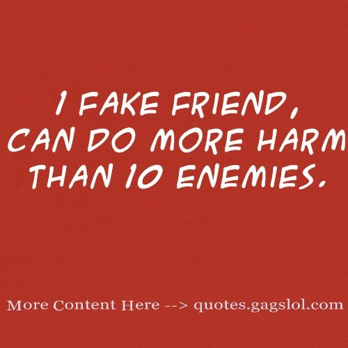Fake Friends Quotes N Pics : Fake friend quotes on friends and sayings distance