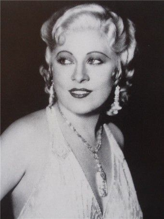 """This Day in History: Mae West is Sentenced to 10 Days in Prison for Writing, Directing, and Performing in the Broadway Play """"Sex"""""""