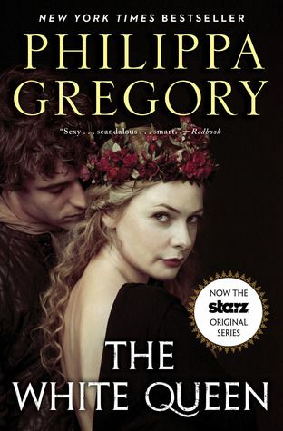 The White Queen - my new obsession. I can't believe I didn't know some of my favorite books are now a Starz mini series!!!!