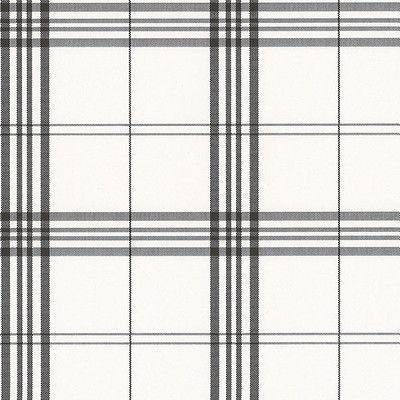 "Norwall Wallcoverings Inc Fresh Kitchens V 32.7' x 20.5"" Kitchen Plaid Wallpaper Color: Black"