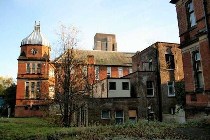 Derby Royal Infirmary, UK