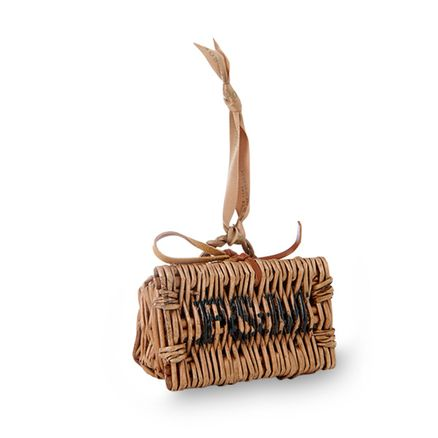 NEW - Mini Fortnum's Hamper Ornament - Fortnum & Mason