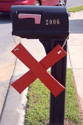 X marks the spot for pirate party