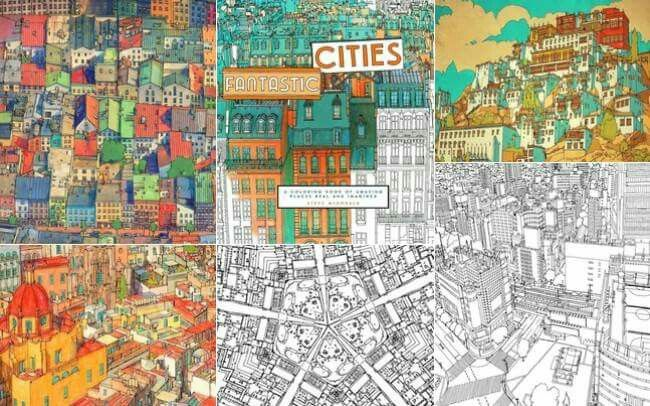 Fantastic Cities Steve Mcdonald