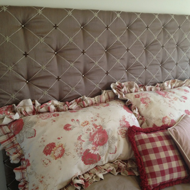 Homemade Head Board 90 best homemade headboards images on pinterest | headboard ideas