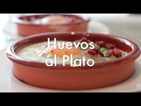 Huevos al Plato - Recetas para Horno