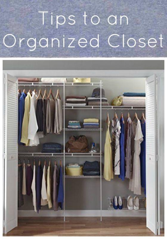 closet organization closet organization closet and space saving hangers. Black Bedroom Furniture Sets. Home Design Ideas