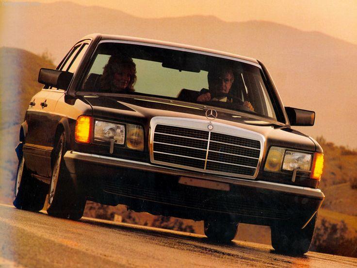 1979-1991 Mercedes W126 S-Class.  Make it a 560 SEL. Baller.