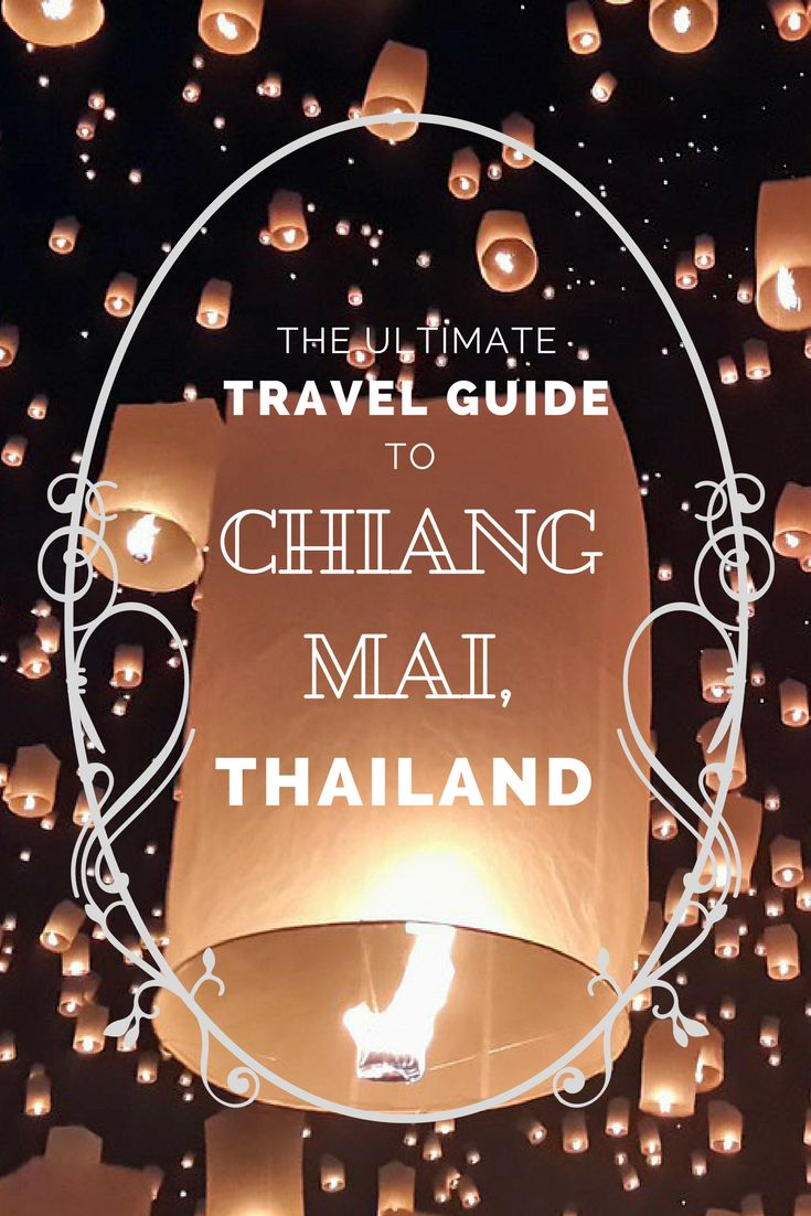 The food is amazing, the markets big and colourful and the surrounding boasts with incredible nature. Come to the northern Thai city of Chiang Mai for a few days, immerse yourself in the city, food and speak to locals and just fall in love with this place! #ChiangMai #TravelGuide #Thailand #NorthernThailand #tripitinerary