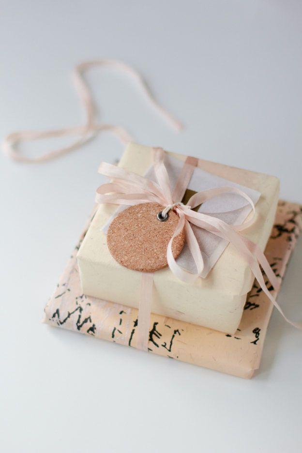 vintage flair gift wrap // anastasia marie