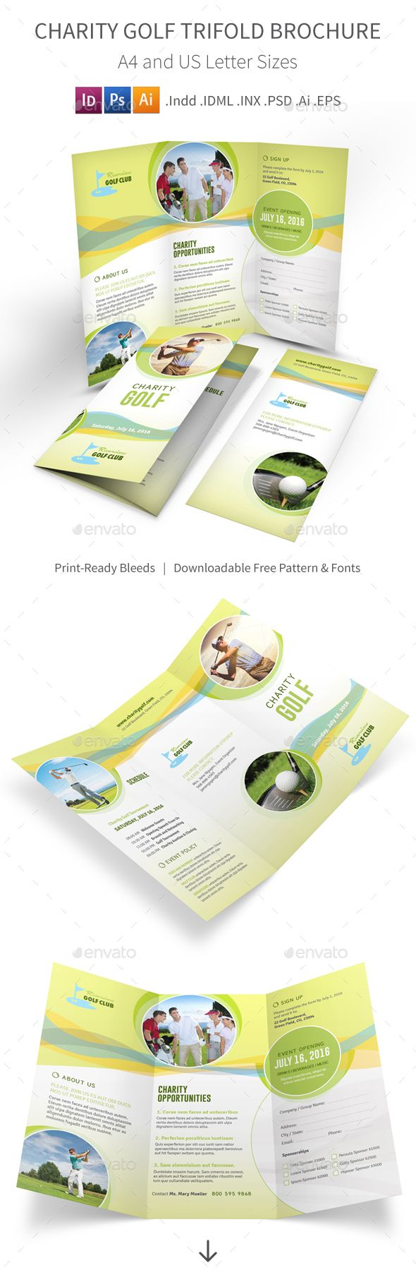 Best 25 charity rankings ideas on pinterest for Informational brochure templates free