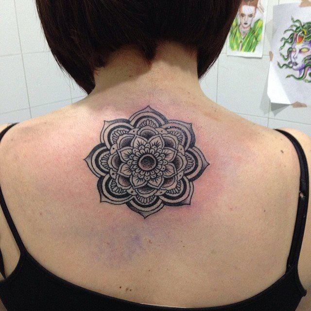 Tatuaje de mandala  realizado en nuestro centro de la Vaguada de Madrid.    #tattoo #tattoos #tattooed #tattooing #tattooist #tattooart #tattooshop #tattoolife #tattooartist #tattoodesign #tattooedgirls #tattoosketch #tattooideas #tattoooftheday #tattooer #tattoogirl #tattooink #tattoolove #tattootime #tattooflash #tattooedgirl #tattooedmen #tattooaddict#tattoostudio #tattoolover #tattoolovers #tattooedwomen#tattooedlife #tattoostyle #tatuajes #tatuajesmadrid #ink #inktober #inktattoo